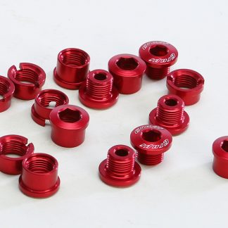 crupi chainring bolts