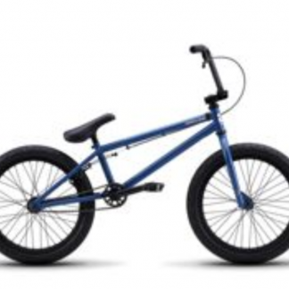 redline romp bike blue