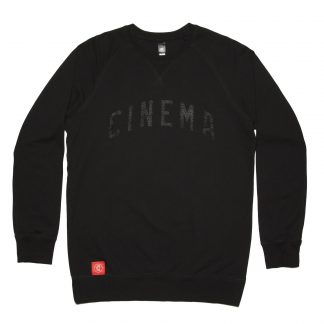 Cinema Stealth Crew Sweater