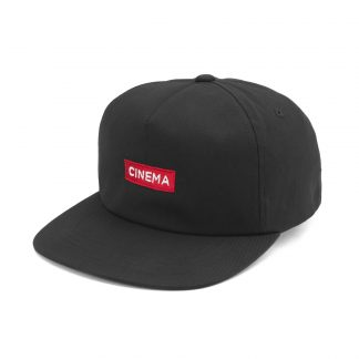 Cinema Block Snapback Hat