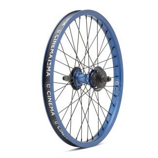 Cinema ZX Cassette Wheel w/Hub Guards