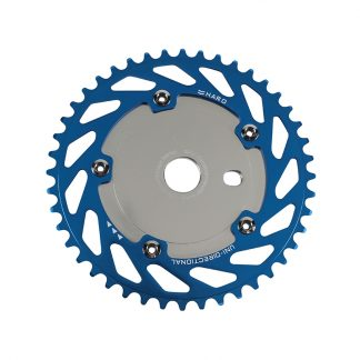 Insight 5-Bolt BMX Chainring 110mm BCD 35T Red