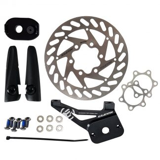 elevn 120mm disc kit act 1.0 10mm