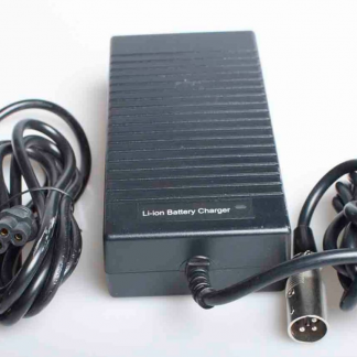 Ebike TranzX Battery Charger 48V 2A Lithium-Ion