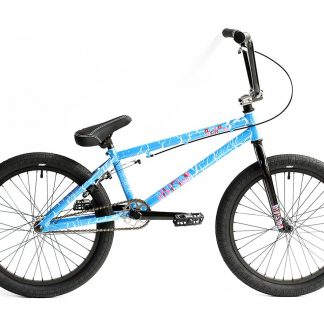 Division Reark BMX Bike Crackle Blue