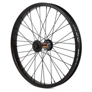 Colony Pintour Front Wheel Rainbow