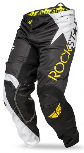 Fly Racing Kinetic Rockstar Mesh Pant 2016