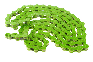 KMC 410Z Chain all colors 1/8""