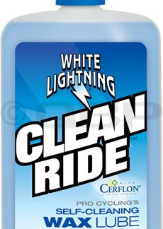 White Lightning Clean Ride Squeeze, 8oz