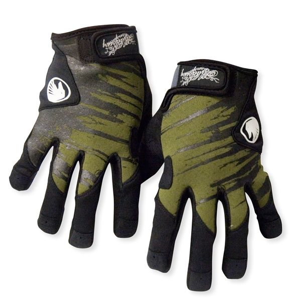 Shadow Conspiracy Smear Gloves Black Olive XL