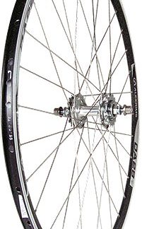 Wheel 700C Rear Track Alex DA28/Joytech BK/SL