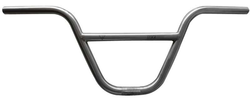 "Black Ops MX-SS Stainless Steel 8"" Rise Bars"