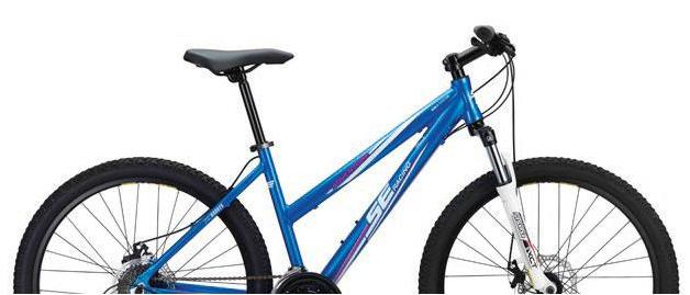 2013 SE Racing Adventure 24 Speed Mountain Bike Step Through