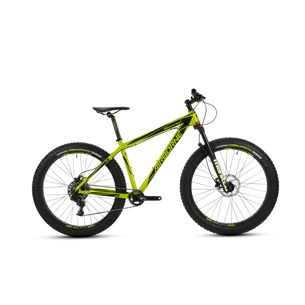 Airborne Griffin 27.5+ Mountain Bike