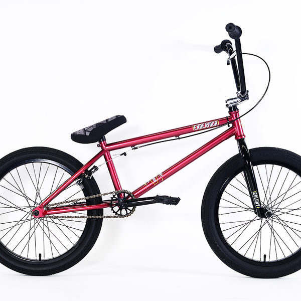 "Colony Endeavour 20"" Complete BMX Bike 2018"