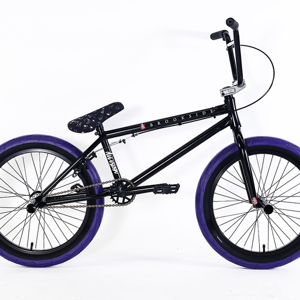 "Division Brookside 20"" Complete BMX Bike 2018"