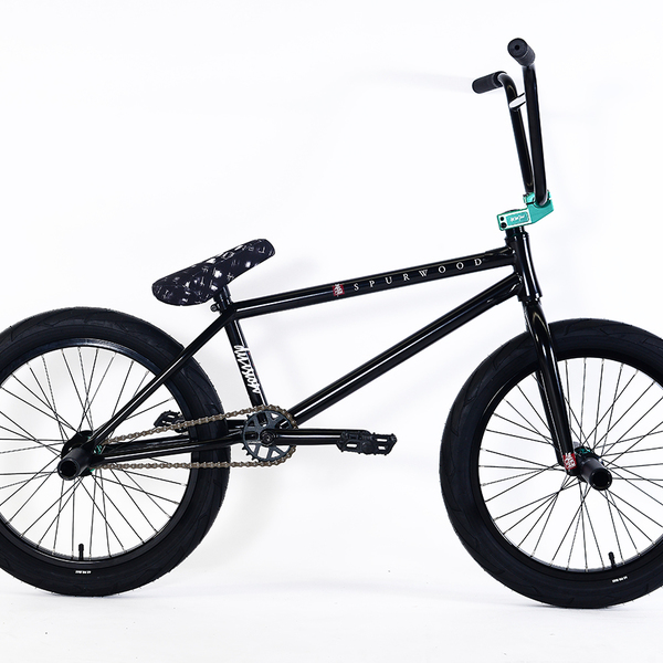 "Division Spurwood (Freecoaster) 20"" Complete BMX Bike 2018"