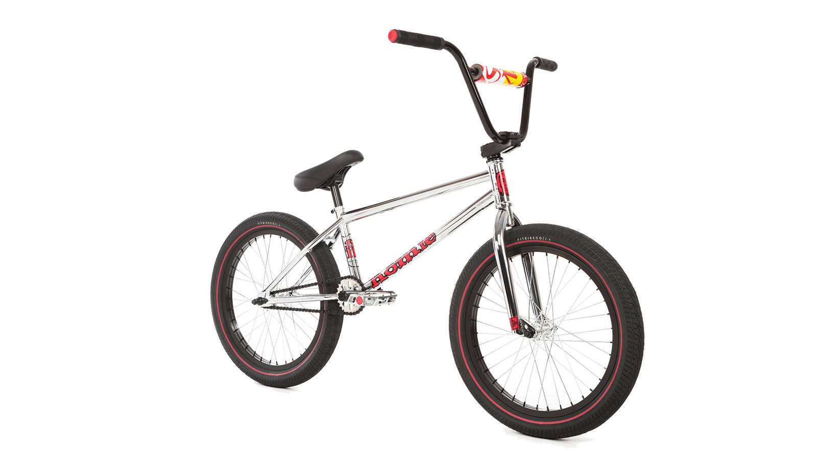 "Fit Mac 20"" Complete BMX Bike 2018"