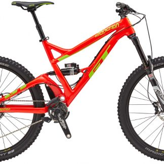 GT Sanction Expert Enduro MTB 2017 Small