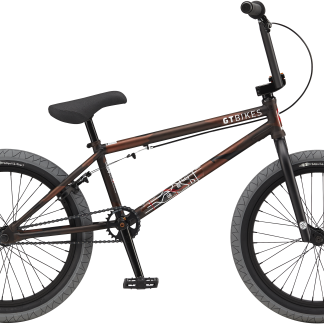 GT Team Comp BMX Bike 2018