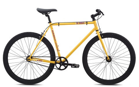 SE Racing Draft Lite Complete Fixed Single Speed Bike 2015