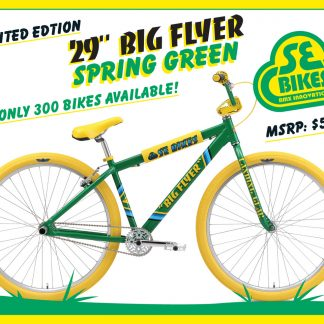 SE Racing Big Flyer 29r Spring Green