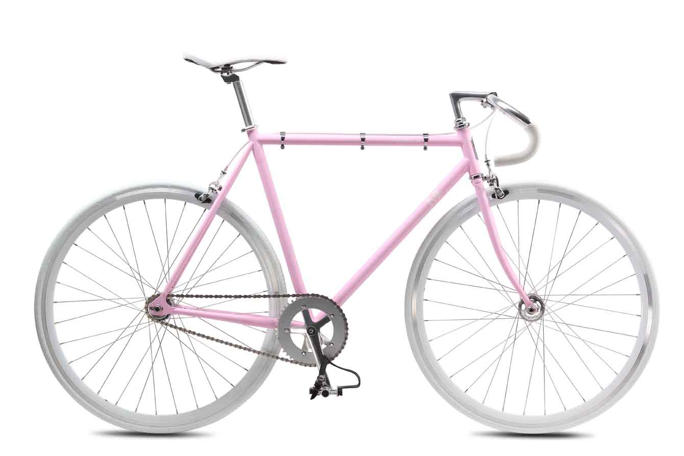 Fuji Feather Single Speed / Fixed Gear Pink 2013 SOLD OUT