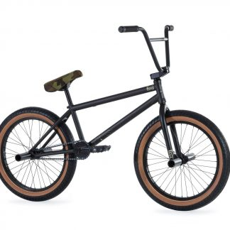 Fiend 2018 Embryo Type A: Matte Trans Black