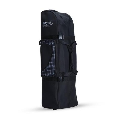 Dk Golf Bag Bike Travel Bag Suitcase Black