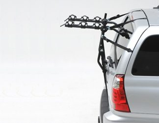 Hollywood Express E2 2-Bike Trunk Rack
