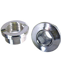 Chainring Bolts Assorted Colors Chrome BMX