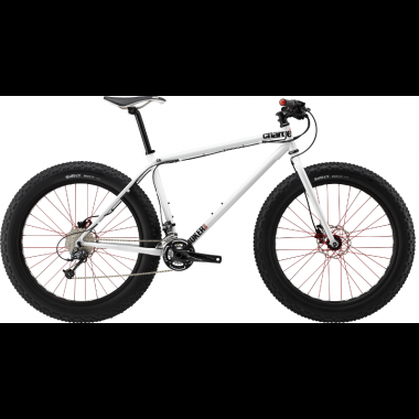 Charge Maxi White 2014 Complete Bike