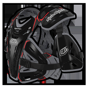 Troy Lee Designs Body Guard 5955 Chest Protector