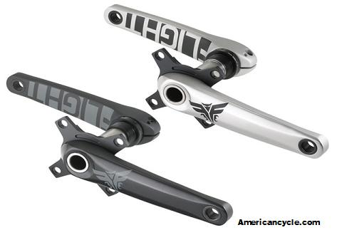 Redline AL Race Flight Cranks 2pc with bb