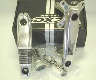 Shimano DXR Cranks MX71 165mm