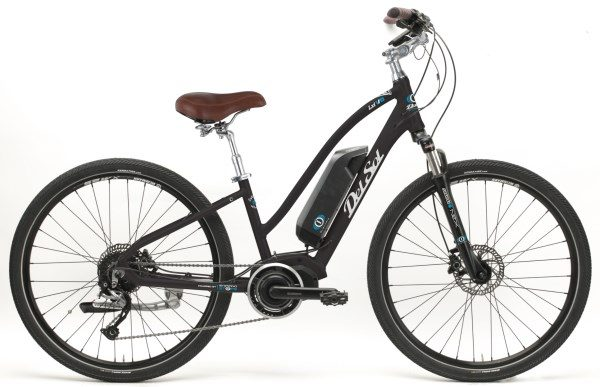 Del Sol Lxi i/O Step Thru Electric Bike
