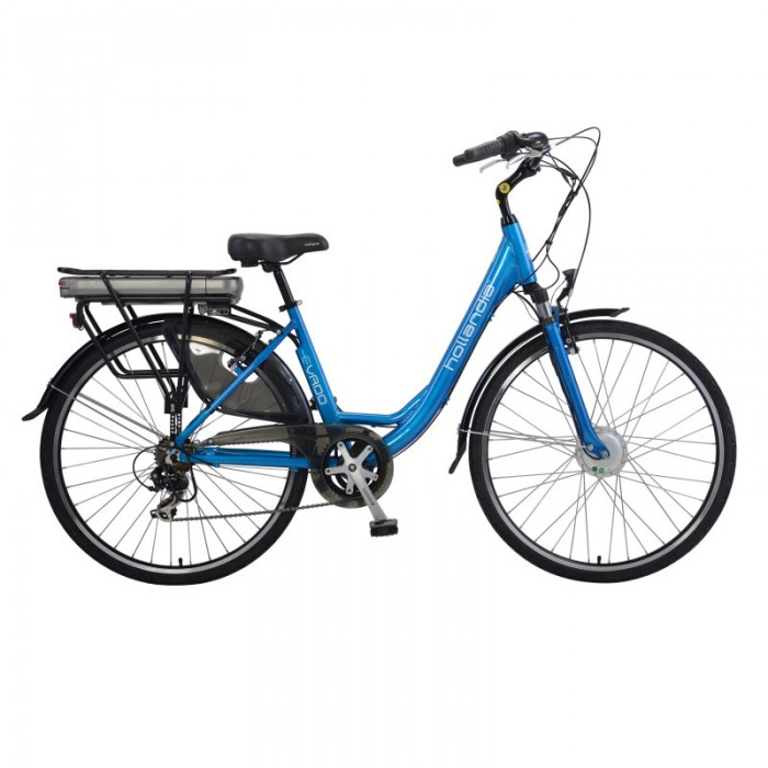 Hollandia Evado Step-Through 700C Electric Bicycle