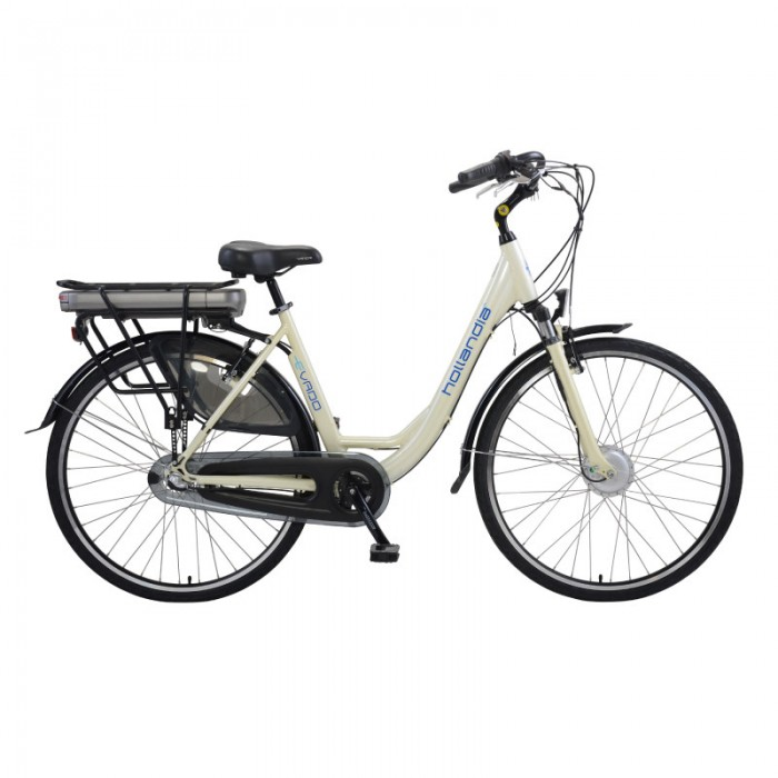 Hollandia Evado Nexus Step-Through 700C Electric Bicycle