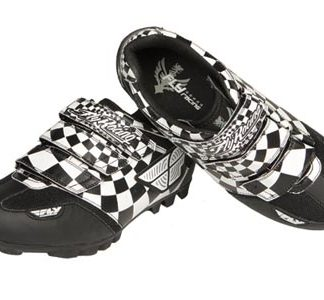 Fly Racing Talon 2 BMX Race Shoe checkered 7