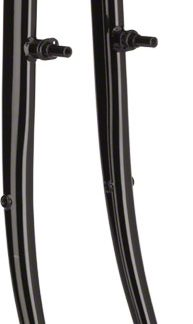 "All-City Space Horse 700c Freestyle 1-1/8"" Fork Black"