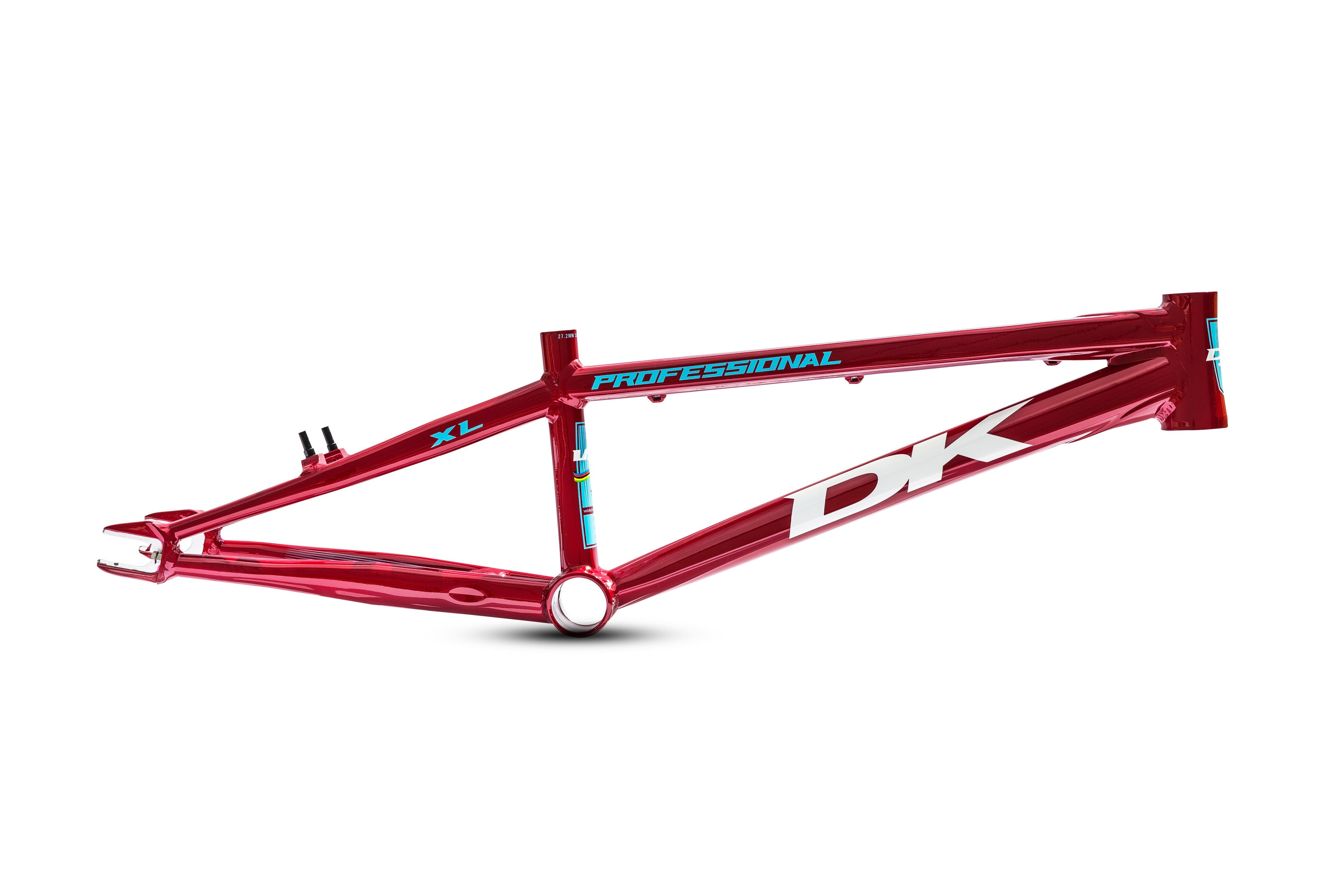 Dk Professional V2 Race Frame Red Gray Or Blue Colors