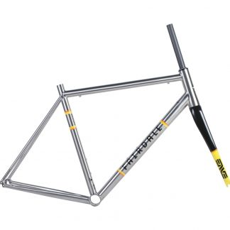 Fairdale Spaceship Titanium Frame and ENVE Fork Kit