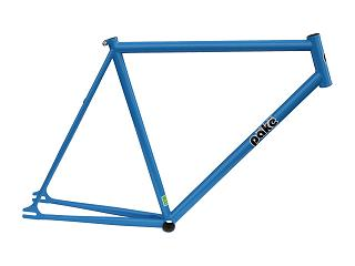 Pake Steel Fixed Gear Track Frame