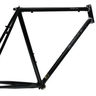 Soma Stanyan Lugged Road Frameset 52cm Black
