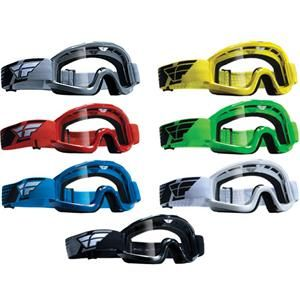 Fly Racing Focus BMX Goggles Adult