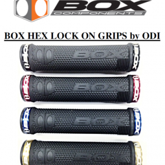 Box Hex Lock On BMX Pro Grips by ODI
