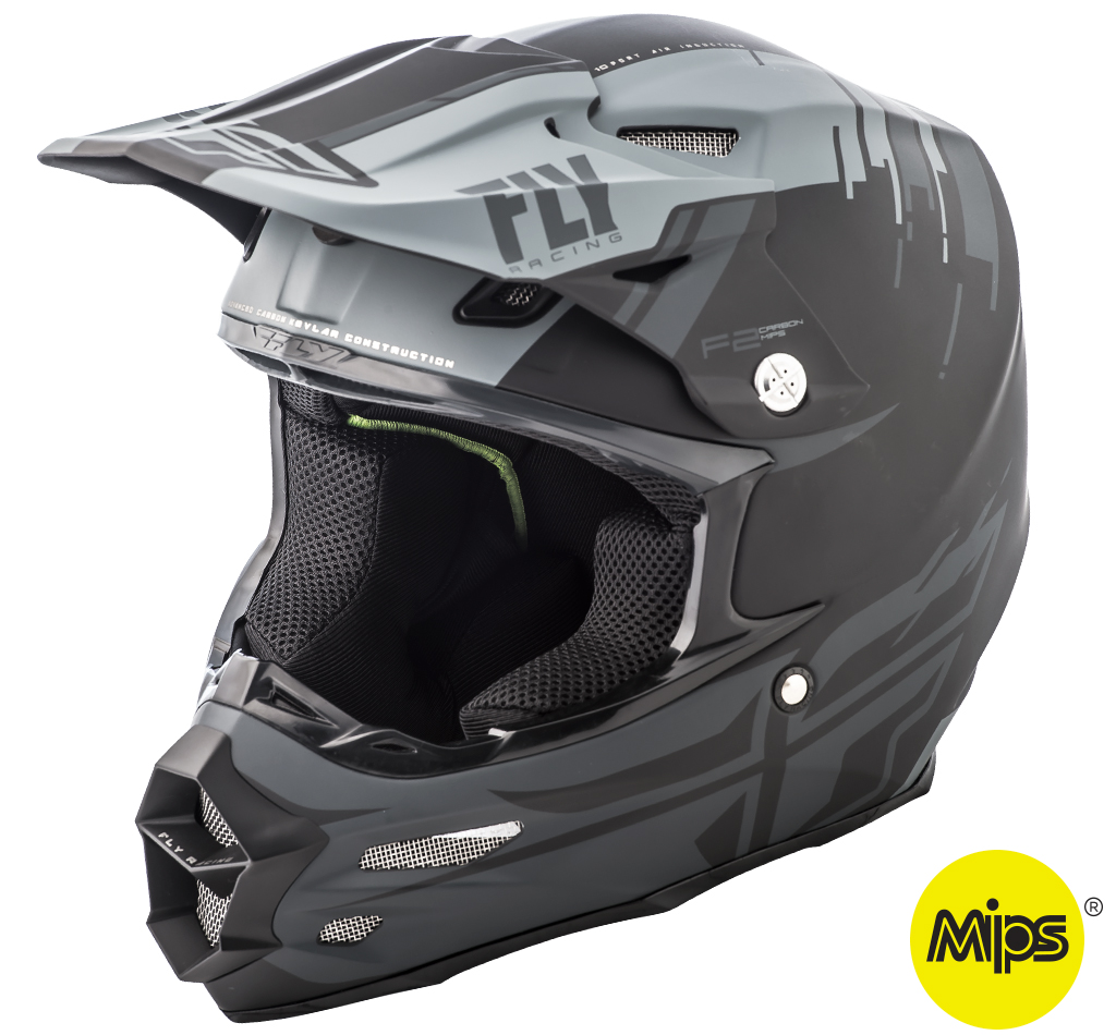 Fly Racing F2 Carbon Forge Helmet 2018