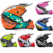 Fly Racing Crux Helmet 2017