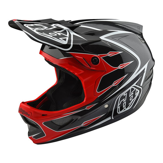Troy Lee D3 Composite Helmet BMX