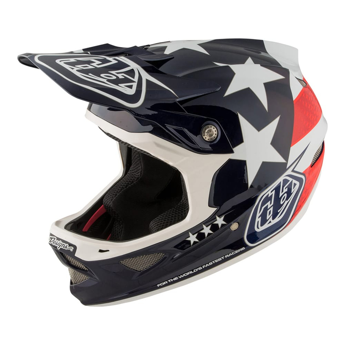 Troy Lee D3 Freedom Carbon Fiber Helmet